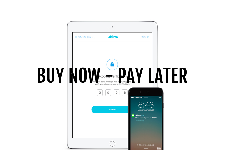 Buy Now - Pay Later