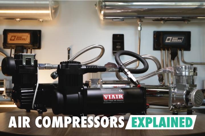 Tech: Air Ride Compressors