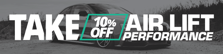 Air Lift Performance 10% Off Black Friday 2020