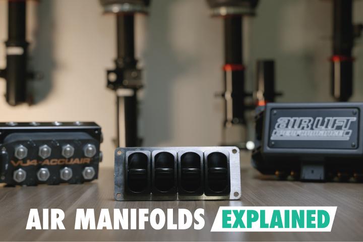 Tech: Air Ride Manifolds