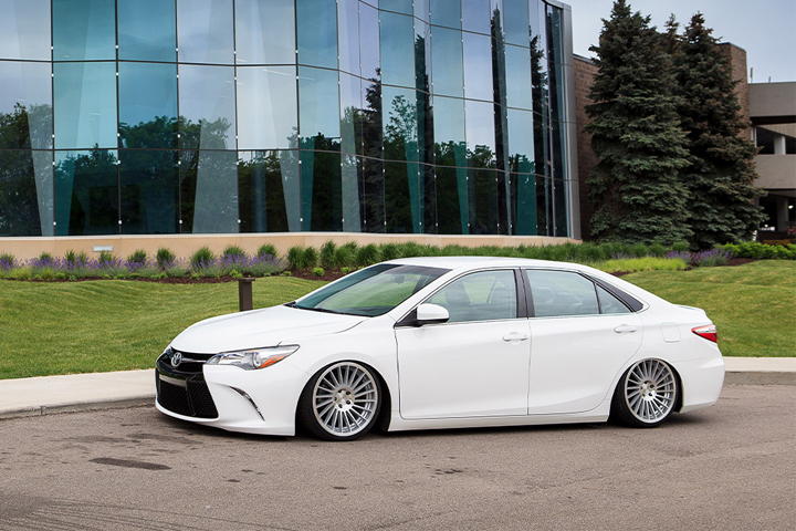 Toyota Camry & Avalon Air Suspension