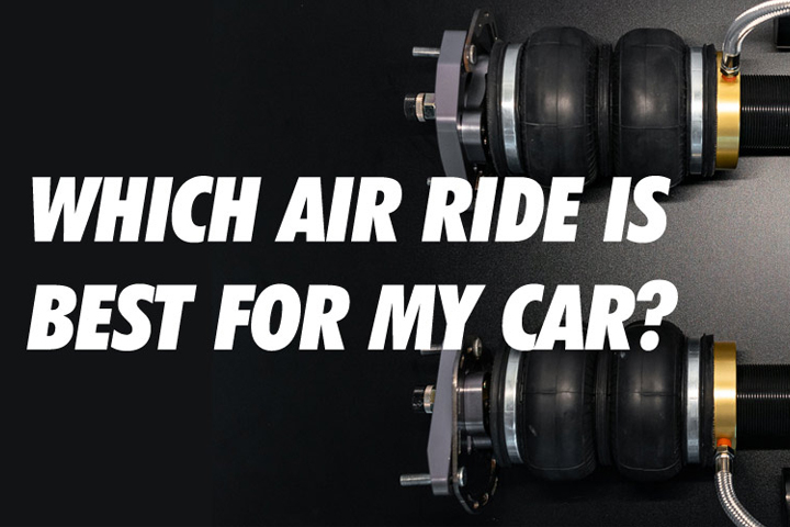 Which Air Ride is Best For My Car?