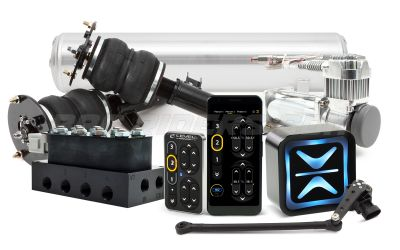 AccuAir e-Level+ Air Ride Kit