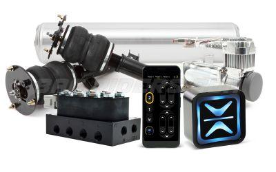 AccuAir e+ Connect Air Ride Kit
