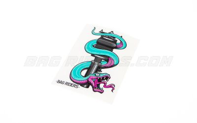 bag_riders_snake_sticker