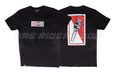 Bag Riders Champion Shirt - Black