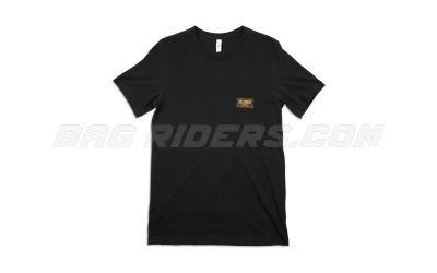 Bag Riders Crafted Pocket Shirt - Black