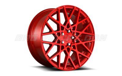 Rotiform BLQ Candy Red