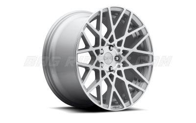 Rotiform BLQ Machined / Silver