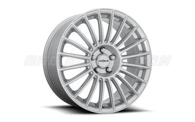 Rotiform BUC Gloss Silver