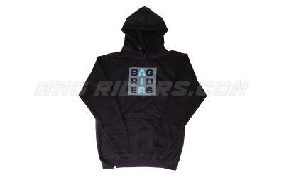 Bag Riders SquAIR Hoodie - Black