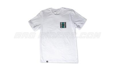 Bag Riders SquAIR Shirt - White